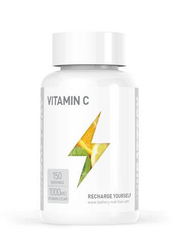 Витамин C BATTERY 150 капсули