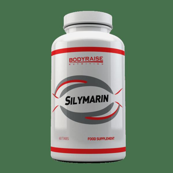 Silymarin Магарешки Бодил Bodyraise 60 таблетки