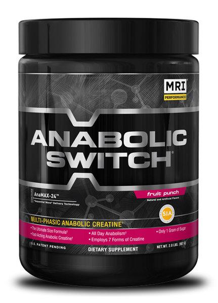 Anabolic Switch MRI 907 грама