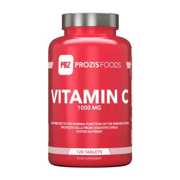 Vitamin C Prozis 120 таблети