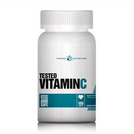 Витамин C 1000mg TESTED 100 таблетки