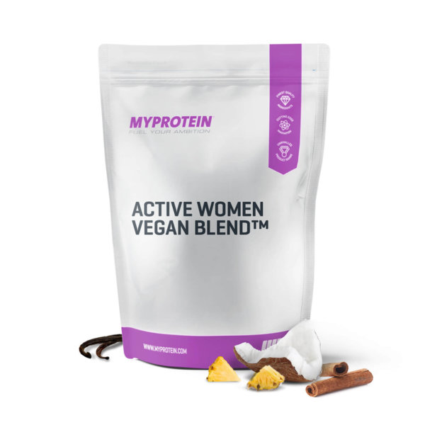 Active Women Vegan Blend MYPROTEIN 500 грама