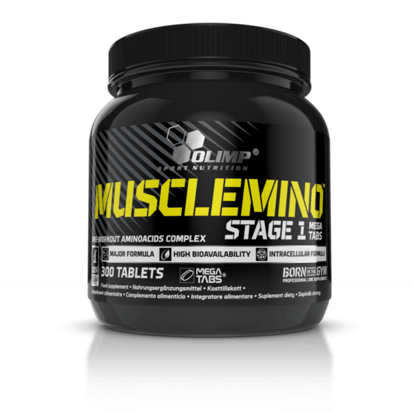 MuscleMino Stage 1 Olimp 300 таблетки