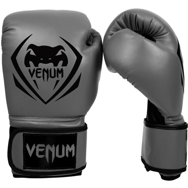 Боксови ръкавици Contender VENUM Сиви