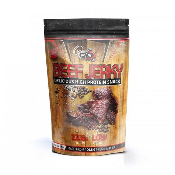Телешко Месо Beef Jerky Pure Nutrition 40 грама