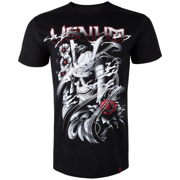 Тениска Samurai Skull T-Shirt VENUM