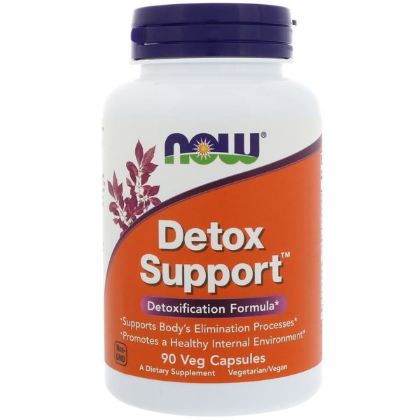 Detox Support NOW Foods 90 капсули
