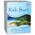 Kick Back Tea NOW Foods 24 пакетчета