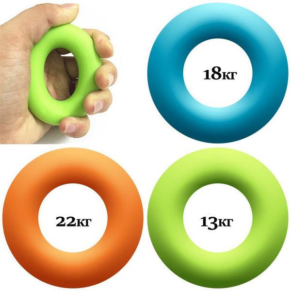 Рингове Гуми за Стискане - Комплект от 3 броя