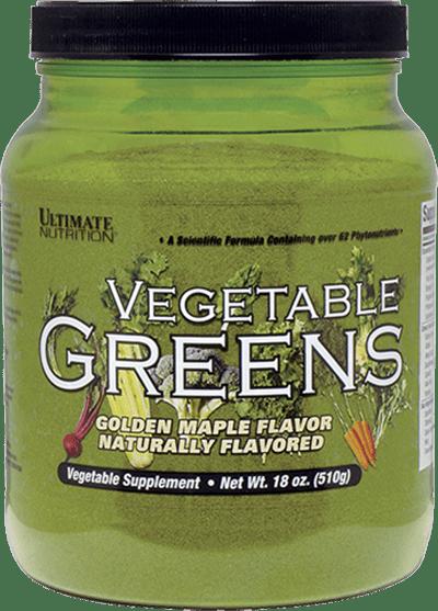 Vegetable Greens Ultimate Nutrition 510 грама