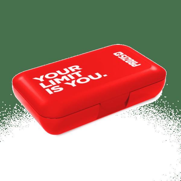 Кутийка за капсули и таблетки Your Limit is You Prozis