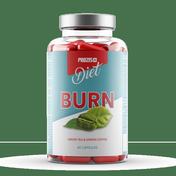 Термогенен фет-бърнър Diet BURN Prozis 60 капсули