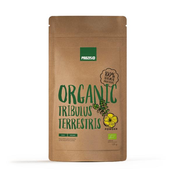 Органичен Трибулус Терестрис на прах Prozis 125 грама