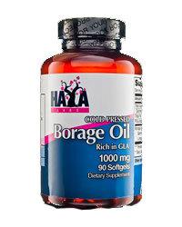 Масло от Пореч Borage Oil HAYA 90 дражета