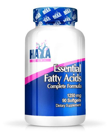 Омега 3 6 9 есенциални мастни киселини HAYA 90 дражета