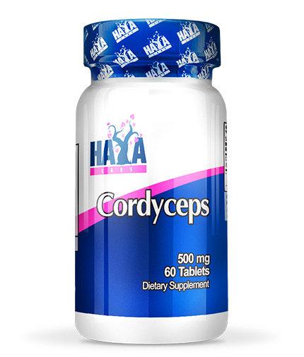 Кордицепс Cordyceps HAYA 60 таблетки
