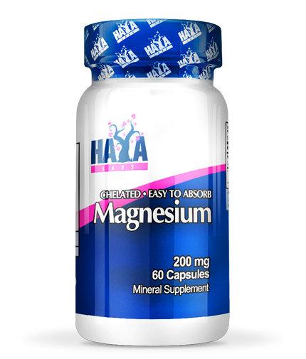 Магнезий Хелат Chelated Magnesium HAYA 60 таблетки