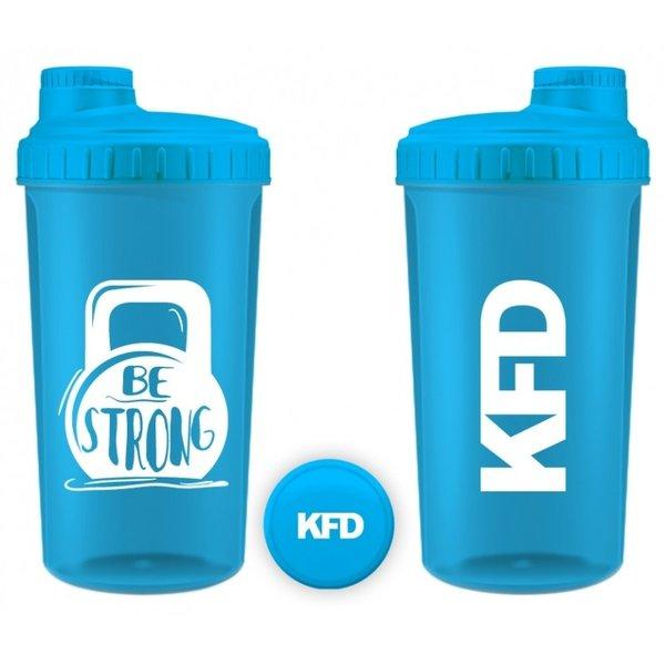 Фитнес шейкър BE STRONG KFD 700ml