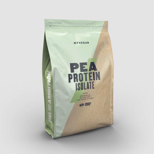 Грахов протеин изолат неовкусен MYPROTEIN 1000 грама