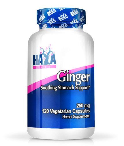 Джинджифил Ginger HAYA 120 капсули