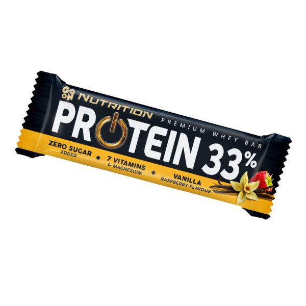 Протеинов Бар 33% PREMIUM GO ON Nutrition 50 грама