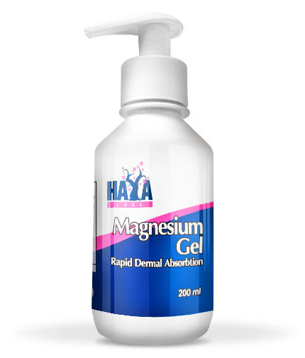 Магнезий Гел Magnesium Gel HAYA 200ml