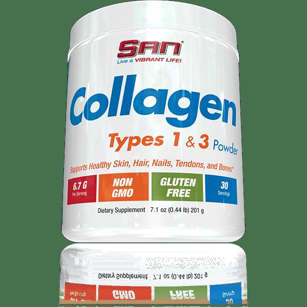 Хидролизиран Колаген Тип 1 и 3 SAN 200 грама