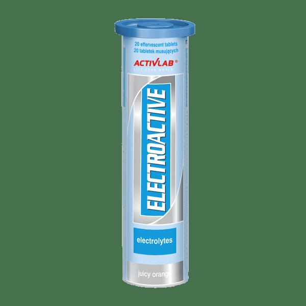 Електролити Минерали ELECTROACTIVE ActivLab 20 ефервесцентни таблетки