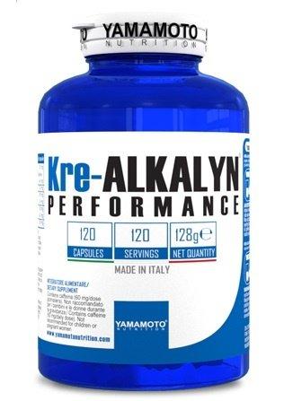 Кре Алкалин Kre-Alkalyn PERFORMANCE YAMAMOTO 120 капсули