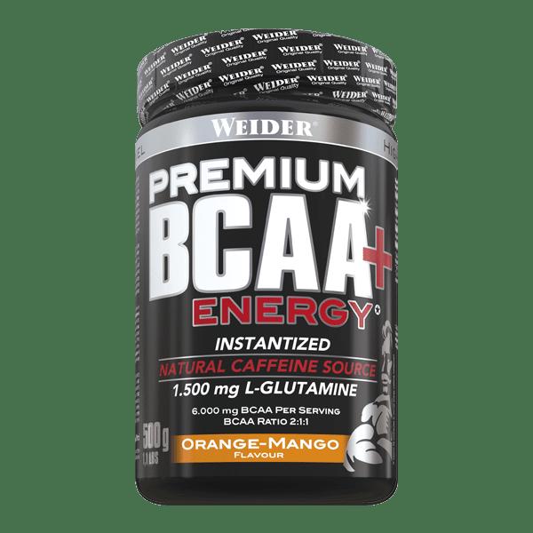 Premium BCAA ENERGY Weider 500 грама