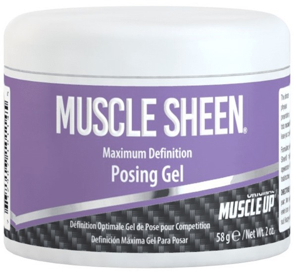 Гел / Крем за Максимална Дефиниция Muscle Sheen Pro Tan 58 грама