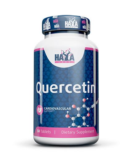 Кверцетин Quercetin HAYA 50 таблетки