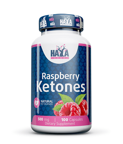 Малинови Кетони Raspberry Ketones HAYA 60 капсули