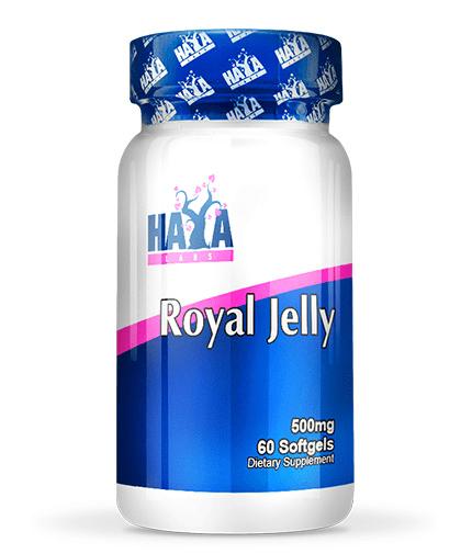 Пчелно Млечице Royal Jelly HAYA 60 дражета