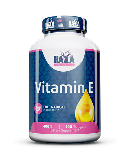Витамин E HAYA 100 дражета