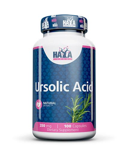 Урсолова Киселина Ursolic Acid HAYA 100 капсули
