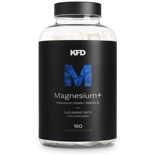 Магнезий Цитрат 400mg KFD 160 капсули
