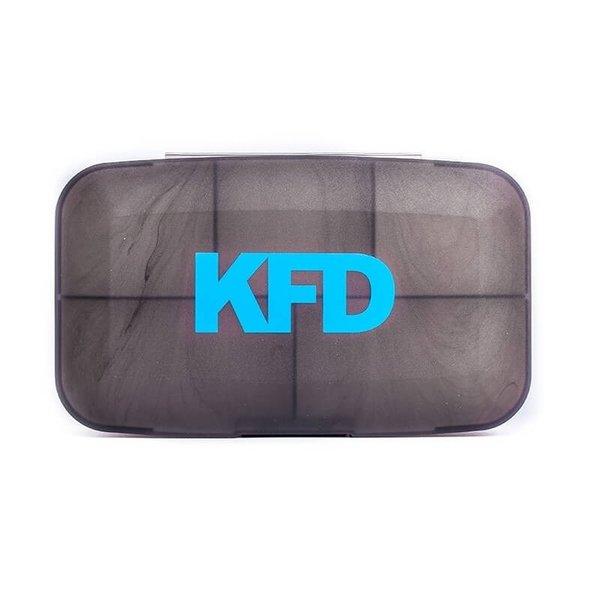 Кутийка за капсули и таблетки KFD