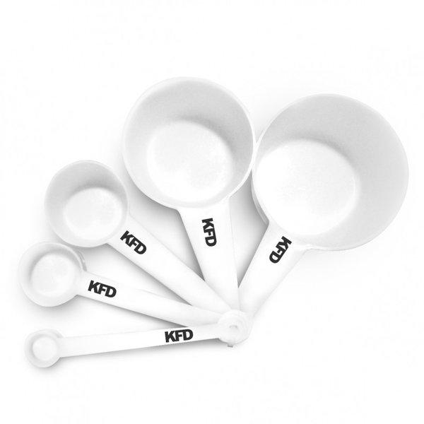 Мерителни лъжици KFD от 1 до 100ml
