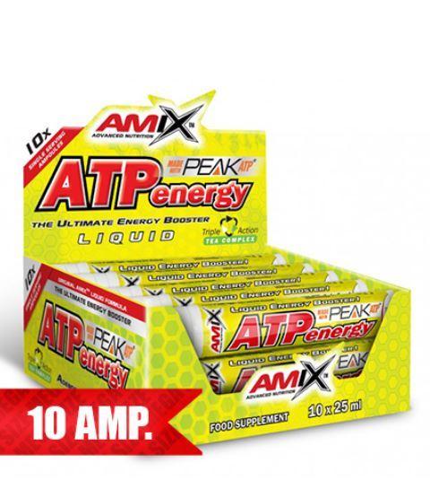 Енергиен Шот ATP Energy AMIX 10 x 25ml