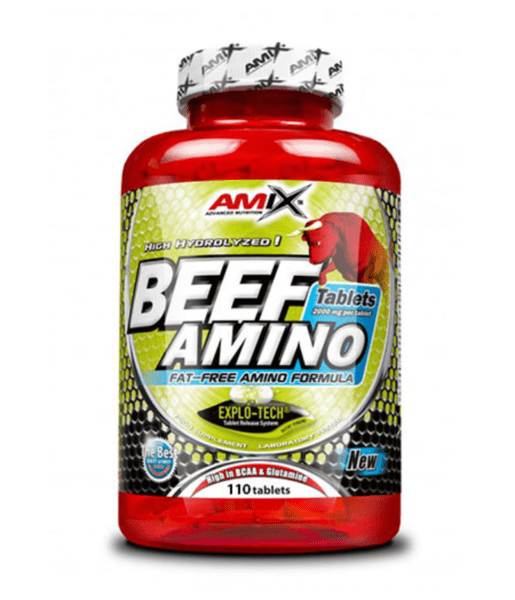 Телешки Аминокиселини Beef Amino AMIX 110 таблетки