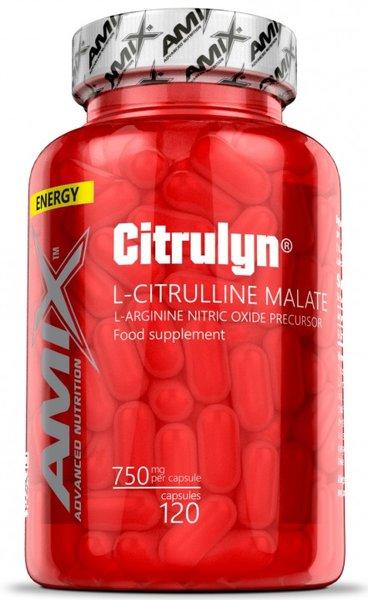 Цитрулин Малат CitruLyn AMIX 120 капсули