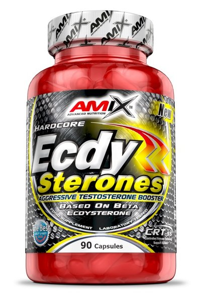 Екдистерон Exdy-Sterones AMIX 90 капсули