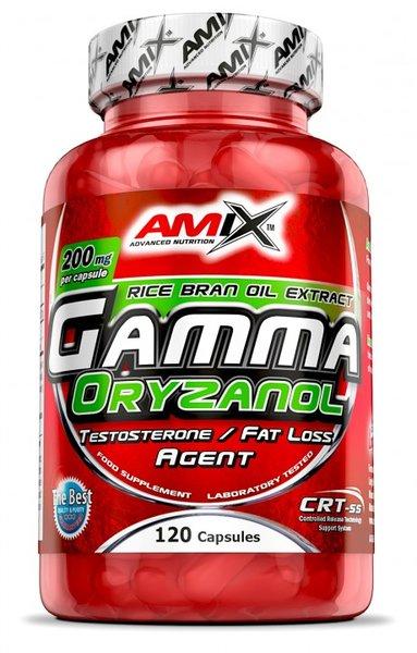 Gamma Oryzanol AMIX 120 капсули