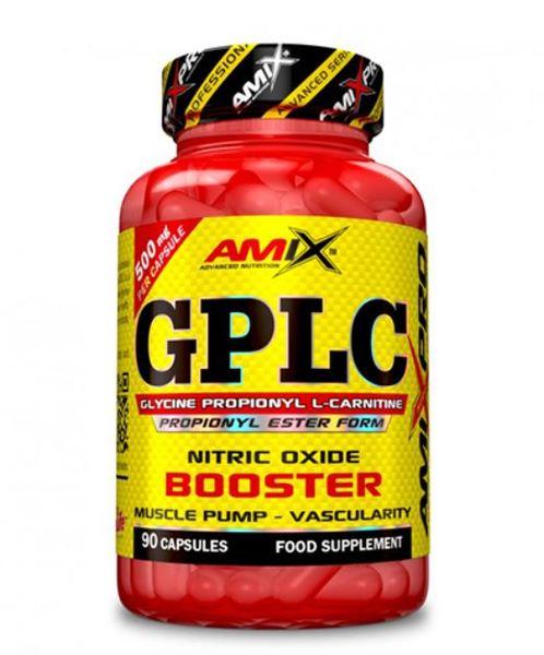 Л-Карнитин GPLC Booster AMIX 90 капсули