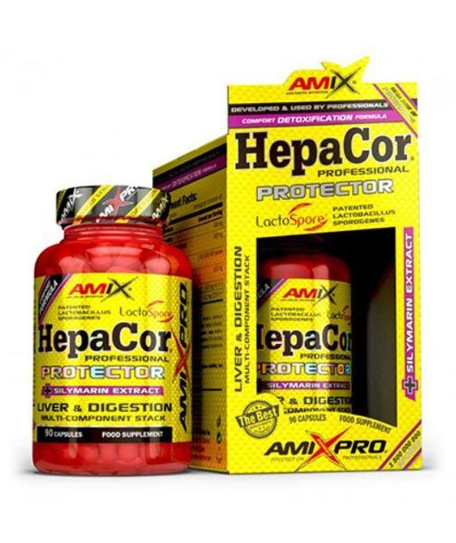 HepaCOR Protector AMIX 90 капсули