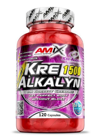 Кре-Алкалин AMIX 220 капсули