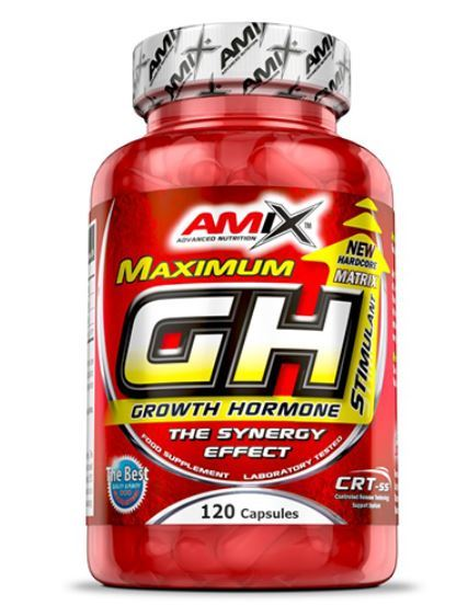 Maximum GH Stimulant AMIX 120 капсули