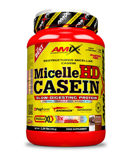 Мицеларен Казеин Micelle HD Casein AMIX 700 грама