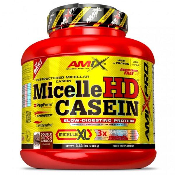 Мицеларен Казеин Micelle HD Casein AMIX 1600 грама